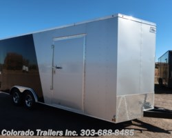#14780 - 2019 Haulmark 8.5x20 Enclosed Cargo Trailer