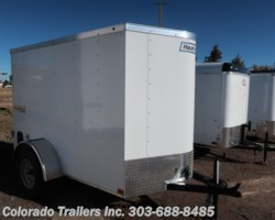 #14770 - 2019 Haulmark 5x8 Encosed Cargo Trailer
