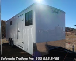 #14772 - 2019 Haulmark 8.5x22 Job Site Trailer