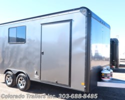 #14784 - 2019 Wells Cargo 8.5x18 Insulated Cargo Trailer