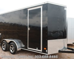#14786 - 2019 Wells Cargo 7x16 Enclosed Cargo Trailer