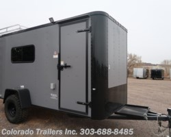 #14791 - 2019 Cargo Craft 6x14 Off Road Cargo Trailer