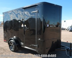 #14793 - 2019 Cargo Craft Elite V Sport 7x12 Enclosed Cargo Trailer