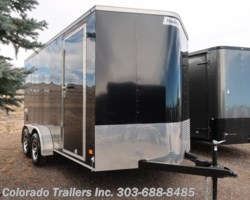 #14800 - 2019 Haulmark 7x14+V Enclosed Cargo Trailer