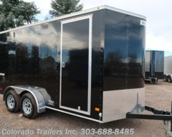 #14799 - 2019 Haulmark 7x14+V Enclosed Cargo Trailer