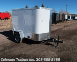 #14811 - 2019 Cargo Craft 5x8 Cargo Trailer