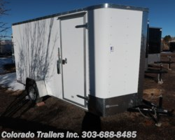 #14823 - 2019 Cargo Craft 6x14 Enclosed Cargo Trailer