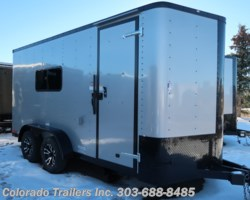 #14810 - 2019 Cargo Craft 7x16 Insulated Cargo Trailer