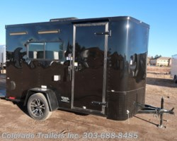 #14838 - 2019 Cargo Craft 6x12 Insulated, AC, Power