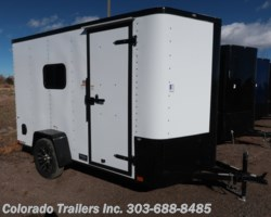 #14836 - 2019 Cargo Craft 6x12 Insulated Cargo Trailer