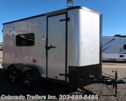 #14837 - 2019 Cargo Craft 7x14 Insulated Cargo Trailer