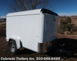 #14829 - 2019 Cargo Craft 5x8 Enclosed Cargo Trailer