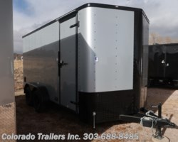 #14840 - 2019 Cargo Craft 7x16 Enclosed Cargo Trailer