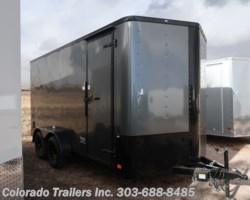 #14841 - 2019 Cargo Craft 7x16 Enclosed Cargo Trailer
