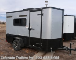 #14843 - 2019 Cargo Craft 6x12 Insulated Cargo Trailer