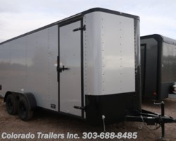 #14844 - 2019 Cargo Craft 7x18 Enclosed Cargo Trailer