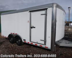 #14827 - 2019 Cargo Craft 8.5x16 Car Hauler/Cargo Trailer