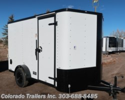#14822 - 2019 Cargo Craft 7x12 Enclosed Cargo Trailer