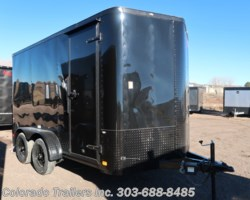#14825 - 2019 Cargo Craft 7x14 Enclosed Cargo Trailer