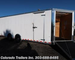 #14866 - 2019 Cargo Craft 8.5x28 Enclosed Cargo Trailer