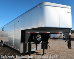 #15900 - 2019 Sharp 8.5x36 Gooseneck Cargo Trailer