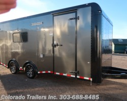 #14867 - 2019 Cargo Craft 8.5x20 Insulated Cargo Trailer