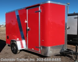 #14861 - 2019 Cargo Craft 6x12 Cargo Trailer