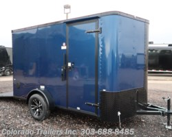 #14869 - 2019 Cargo Craft 7x12 Enclosed Cargo Trailer