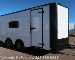#14876 - 2019 Cargo Craft 8.5X18 Cargo Trailer