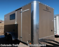 #14695 - 2018 Cargo Craft 7x16 Insulated Cargo Trailer