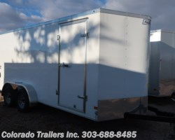 #14874 - 2019 Haulmark 7x16 Enclosed Cargo Trailer