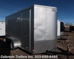 #14809 - 2019 Haulmark 7x14+V Enclosed Cargo Trailer