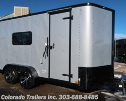 #14883 - 2019 Cargo Craft 7x16 Enclosed Cargo Trailer