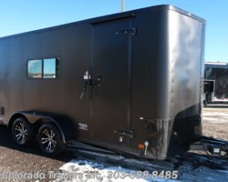 #14887 - 2019 Cargo Craft 7x16 Insulated Cargo Trailer