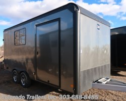 #14796 - 2019 Wells Cargo 8.5x18 Insulated Cargo Trailer