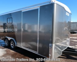 #14917 - 2019 Haulmark 8.5x18 Insulated Cargo Trailer