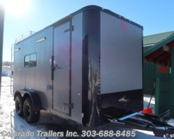 #14915 - 2019 Cargo Craft 7x16 Off Road Cargo Trailer!