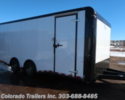 #14914 - 2019 Cargo Craft 8.5x20 Insulated Cargo Trailer