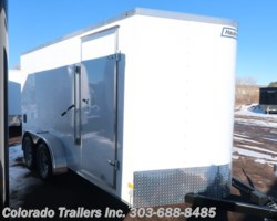 #14908 - 2019 Haulmark 7x14+V Enclosed Cargo Trailer