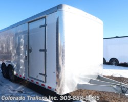 #14903 - 2019 Cargo Craft 8.5x20 Heavy Duty Cargo Trailer