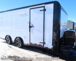 #14932 - 2019 Cargo Craft 8.5x18 Insulated Cargo Trailer
