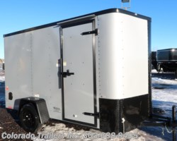 #14929 - 2019 Cargo Craft 6x12 Enclosed Cargo Trailer