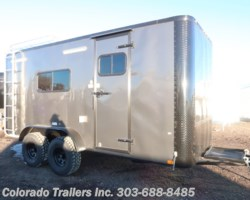 #14938 - 2019 Cargo Craft 7x16 Off Road Cargo Trailer!