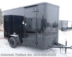 #14942 - 2019 Cargo Craft 6x12 Enclosed Cargo Trailer
