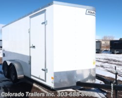 #14948 - 2019 Haulmark 7x14+V Enclosed Cargo Trailer