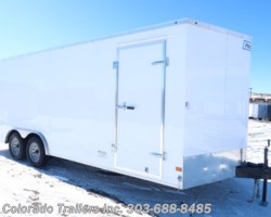 #14945 - 2019 Haulmark 8.5x20 Enclosed Cargo Trailer