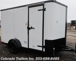 #14930 - 2019 Cargo Craft 7x12 Enclosed Cargo Trailer