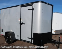 #14940 - 2019 Cargo Craft 6x12 Enclosed Cargo Trailer