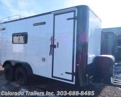 #14931 - 2019 Cargo Craft 7x16 Off Road Cargo Trailer!