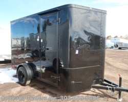 #14956 - 2019 Cargo Craft 7x12 Insulated Cargo Trailer